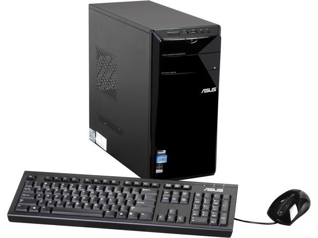 ASUS Desktop PC CM6730-US003S Intel Core i3 3220 (3.30 GHz) 6 GB DDR3 1 TB HDD Windows 8