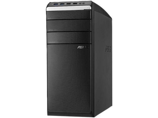 ASUS Desktop PC M51BC-US003S AMD FX-Series FX-8300 (3.30 GHz) 16 GB DDR3 1 TB HDD AMD Radeon HD 8570 2GB Windows 8