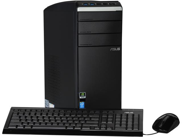 ASUS Desktop PC M51AD-US001O Intel Core i5 4440 (3.10 GHz) 8 GB DDR3 1 TB HDD Windows 7 Home Premium