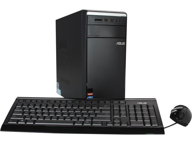 ASUS Desktop PC M11BB-US002O A6-Series APU A6-6400K (3.90 GHz) 8 GB DDR3 1 TB HDD Windows 7 Home Premium
