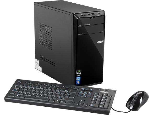 ASUS Desktop PC CM6730-US004O Intel Core i7 3770 (3.40 GHz) 16 GB DDR3 2 TB HDD NVIDIA GeForce GT 620 Windows 7
