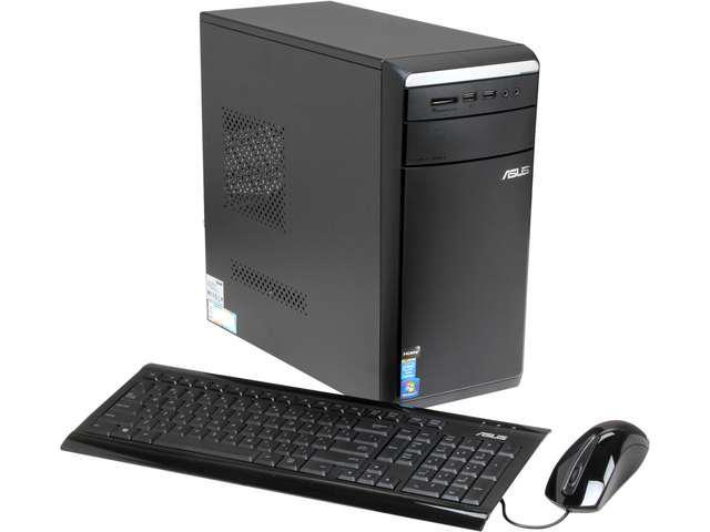 ASUS Desktop PC M11AD-US004O Pentium G3220 (3.00 GHz) 8 GB DDR3 1 TB HDD Intel HD Graphics Windows 7 Home Premium