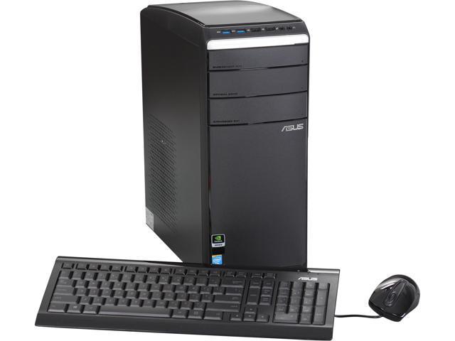 ASUS Desktop PC M51AD-US002S Intel Core i5 4440 (3.10 GHz) 8 GB DDR3 1 TB HDD NVIDIA GeForce GTX 760 3 GB Windows 8 64-Bit