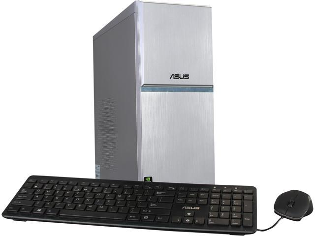 ASUS Desktop PC M70AD-US005S Intel Core i5 4440 (3.10 GHz) 8 GB DDR3 1 TB HDD Windows 8.1