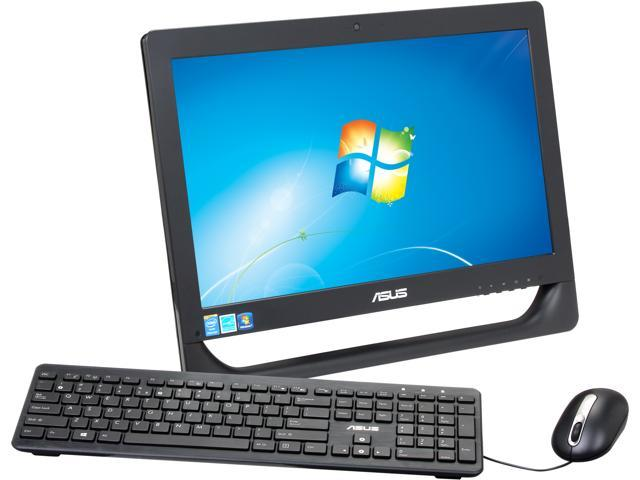 "ASUS Desktop PC ET2013IUTI-02 Pentium G2030 (3.00 GHz) 4 GB DDR3 500 GB HDD 20"" Touchscreen Windows 7 Professional 64bit"