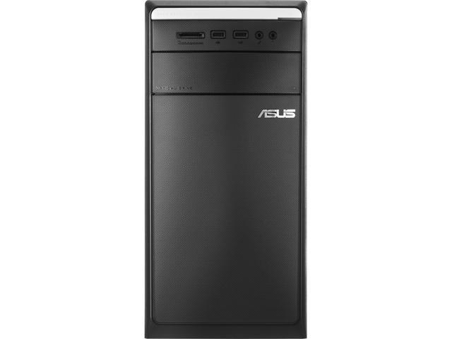 Asus M11AD M11AD-US015S Desktop Computer - Intel Core i3 4130 3.40 GHz - Tower