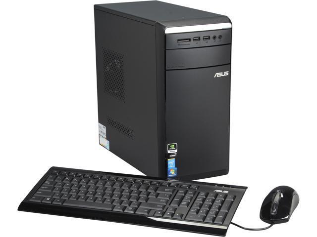 ASUS Desktop PC M11AD-US007Q Intel Core i7 4790S (3.20 GHz) 8 GB DDR3 1 TB HDD NVIDIA Geforce GT 705 2GB Windows 7 Professional