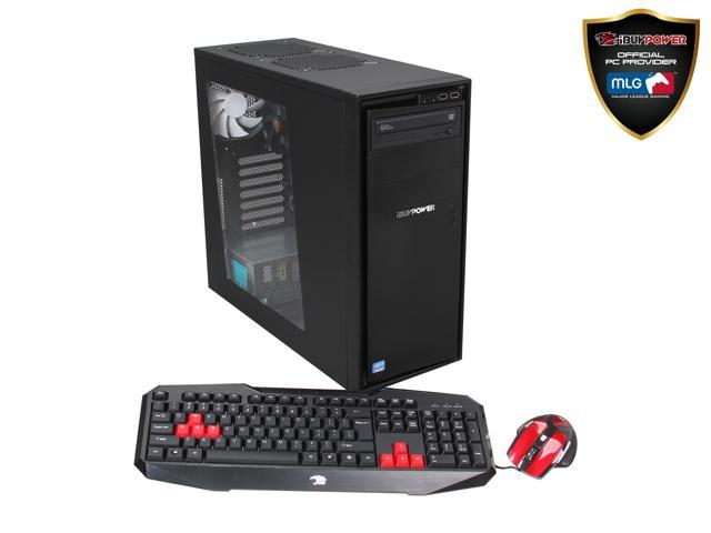 iBUYPOWER Desktop PC Office Power NE711i Intel Core i3 3220 (3.30 GHz) 8 GB DDR3 500 GB HDD Intel HD Graphics 2500 Windows 8