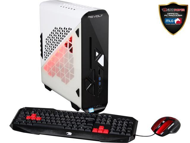 iBUYPOWER Desktop PC Revolt NE333i Intel Core i3 3220 (3.30 GHz) 8 GB DDR3 500 GB HDD Windows 7 Home Premium 64-Bit