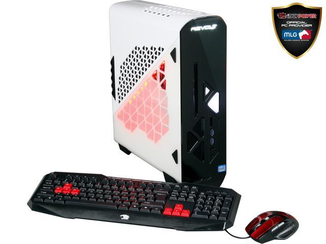 iBUYPOWER Revolt NE351k Desktop PC Windows 7 Home Premium 64-Bit
