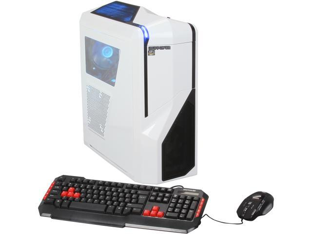iBUYPOWER Desktop PC Gamer NE244D3 Intel Core i7 4960K (3.6 GHz) 32 GB DDR3 1TB HDD + 240GB SSD HDD Windows 8 Pro 64-bit