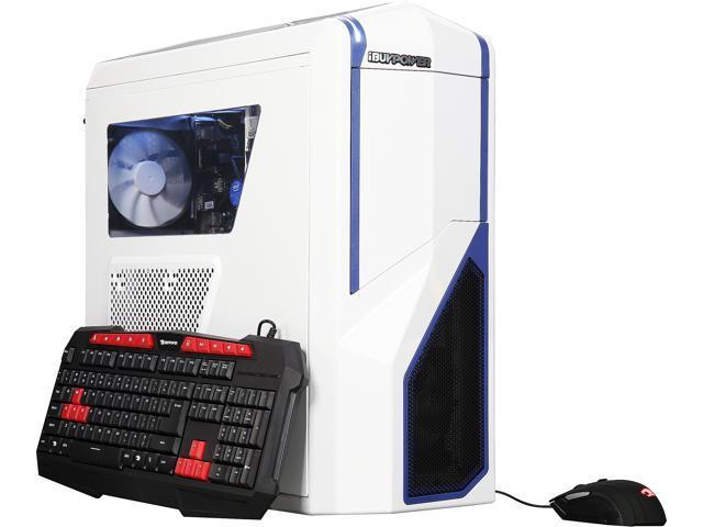 iBUYPOWER Desktop PC NE1600 Intel Core i7 6th Gen 6700 (3.4 GHz) 16 GB DDR4 1 TB HDD 240 GB SSD NVIDIA GeForce GTX 1060
