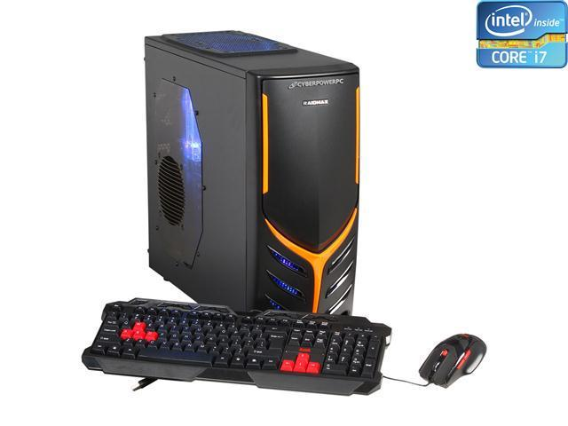 CyberpowerPC Desktop PC Gamer Xtreme 1353 Intel Core i7 3820 (3.60 GHz) 16 GB DDR3 2 TB HDD Windows 8 64 bit