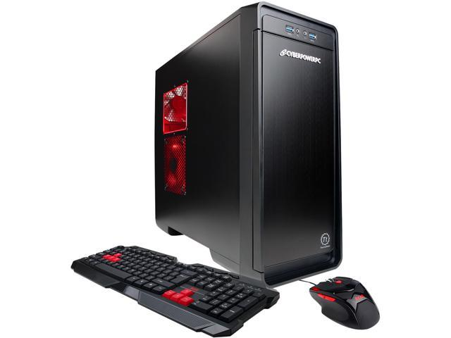 CyberpowerPC Desktop PC Gamer Xtreme GXi600 Intel Core i5 4670K (3.40 GHz) 8 GB DDR3 1 TB HDD NVIDIA GeForce GTX 650 Windows 8 64-Bit