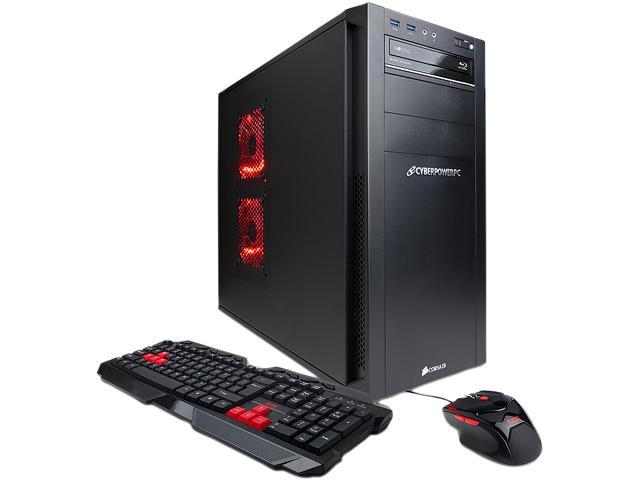 CyberpowerPC Desktop PC Gamer Ultra GUA460 AMD FX-Series FX-8350 (4.0 GHz) 16 GB DDR3 1 TB HDD Windows 8 64-Bit