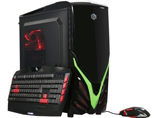 CyberpowerPC Desktop Computer Gamer Ultra 2235 AMD FX-Series FX-6300 (3.50 GHz) 8 GB DDR3 1 TB HDD AMD Radeon RX 480 Windows 10 Home 64-Bit