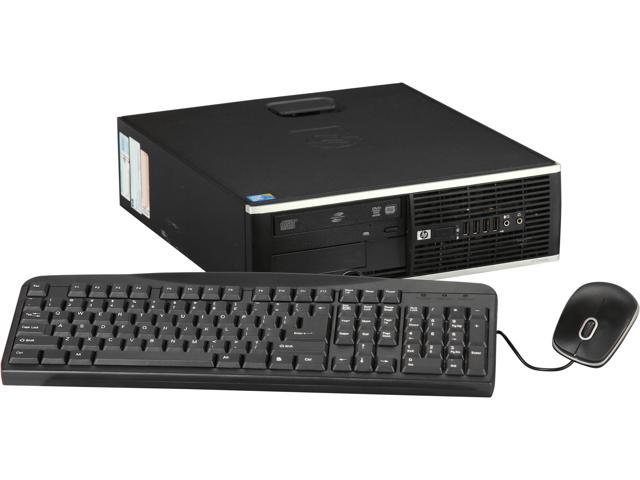 HP Desktop PC Pro 6000 SFF 3.00GHz 250 GB HDD Windows 7 Professional 64-bit
