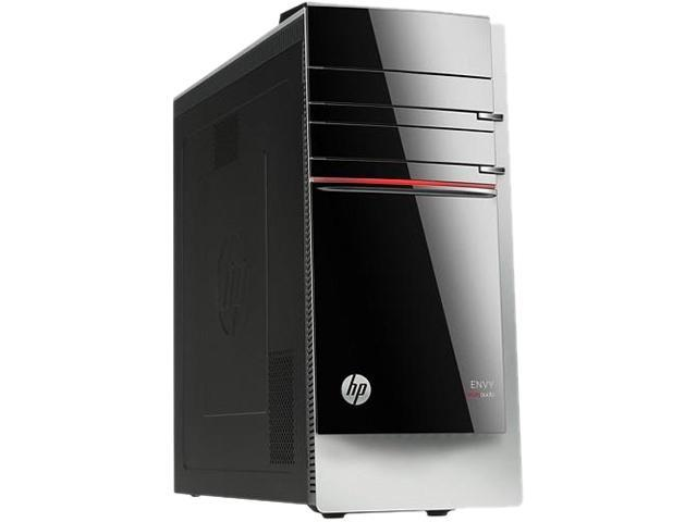 HP Desktop PC ENVY 700-056 A10-Series APU A10-6700 (3.70 GHz) 12 GB DDR3 2 TB HDD Windows 8 64-bit