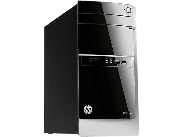 HP Desktop PC Pavilion 500-027C A8-Series APU A8-5500 (3.2 GHz) 4 GB DDR3 1 TB HDD Windows 8