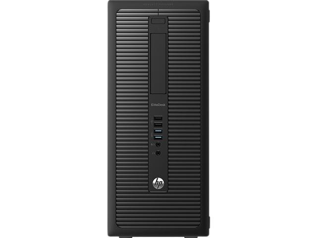 HP EliteDesk 800 G1 Desktop Computer - Intel Core i5 i5-4670S 3.1GHz - Ultra Slim