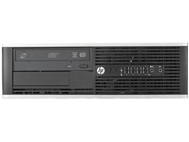 HP Desktop PC 6200 SFF (QT242US#ABA) Intel Core i3 4GB 250 GB HDD Windows 7 Professional 32-Bit