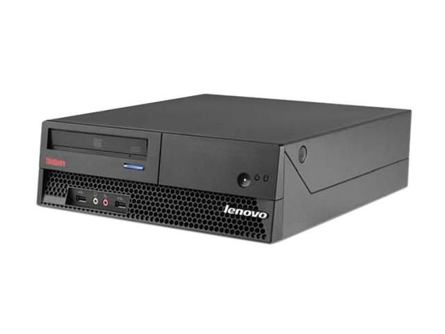 ThinkCentre M57 Desktop PC Core 2 Duo E6550(2.33GHz) 2GB 80GB HDD Capacity Intel GMA 3100 Windows 7 Home Premium 64-Bit