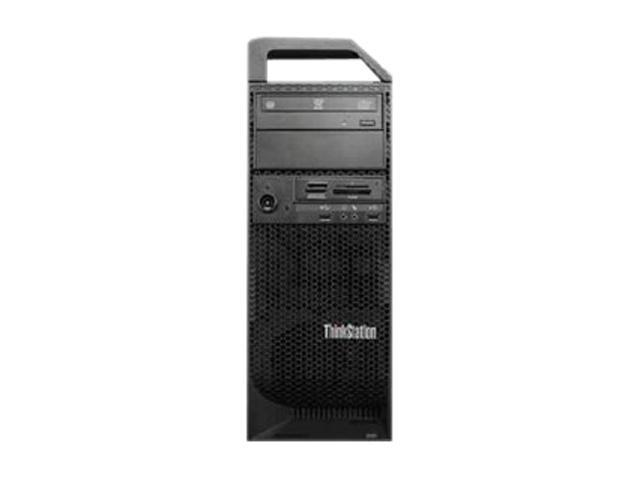 lenovo ThinkStation S30 056849U Tower Workstation XEON E5-2609(2.4GHz) 4GB DDR3 500GB HDD Capacity NVIDIA Quadro 600 Windows 7 Professional 64-bit