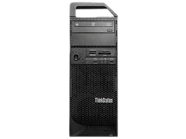 Lenovo Tower Workstation ThinkStation S30 (056847U) Xeon E5-1603 (2.8 GHz) 4 GB DDR3 500 GB HDD NVIDIA Quadro 400 Windows 7 Professional 64-bit