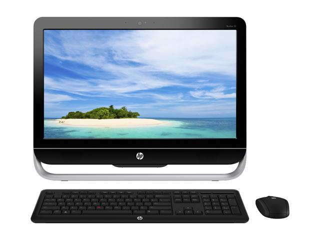 HP All-in-One PC Pavilion 23-1020 (H3K97AA#ABL) A6-Series APU A6-5400K (3.6 GHz) 4 GB DDR3 1 TB HDD 23