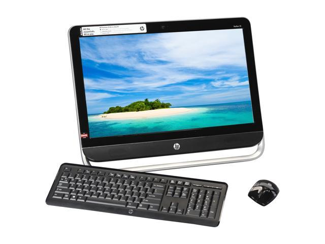HP All-in-One PC Pavilion 23-b030 (H3Y91AA#ABA) A4-Series APU A4-5300 (3.40 GHz) 6 GB DDR3 1 TB HDD 23