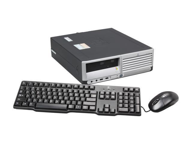 HP Desktop PC DC7700 Core 2 Duo 1.86 GHz 2GB 80 GB HDD Windows 7 Home Premium