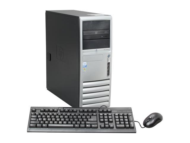 HP Desktop PC DC7700 Core 2 Duo 1.86 GHz 2GB 160 GB HDD Windows 7 Home Premium