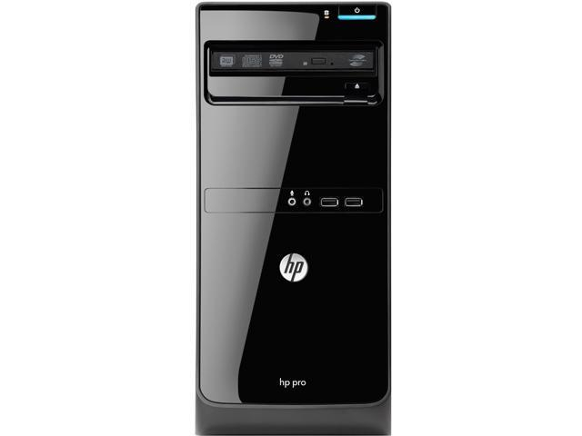 HP Business Desktop Pro 3500 (C6Z81UT#ABA) Desktop PC Pentium 2GB DDR3 500GB HDD Windows 8 Pro 64-Bit
