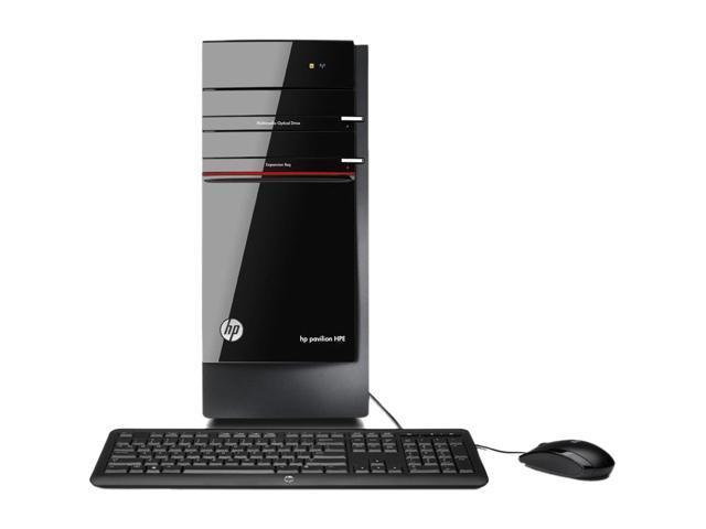 HP Desktop PC Pavilion H8-1300Z (B4J24AAR#YPTW) AMD FX-Series FX-6120 (3.5 GHz) 6GB 1 TB HDD Windows 7 Home Premium 64-Bit
