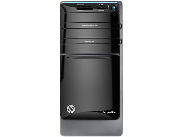 HP Desktop PC Pavilion P7-1423W (H3Z92AAR#ABA) Intel Core i5 2320 (3.00 GHz) 8GB 1 TB HDD Intel HD Graphics 2000 Windows 8 64-Bit