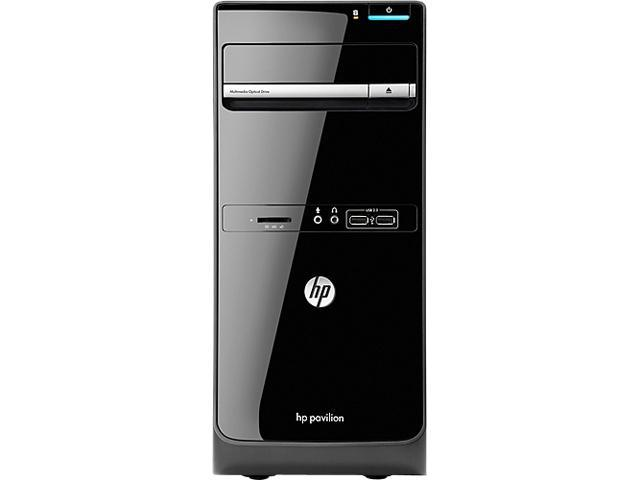 HP Desktop PC Pavilion P6-2327C (H3Z24AAR#ABA) A6-Series APU A6-5400K (3.6 GHz) 8GB 1 TB HDD AMD Radeon HD 7540D Windows 8 64-Bit