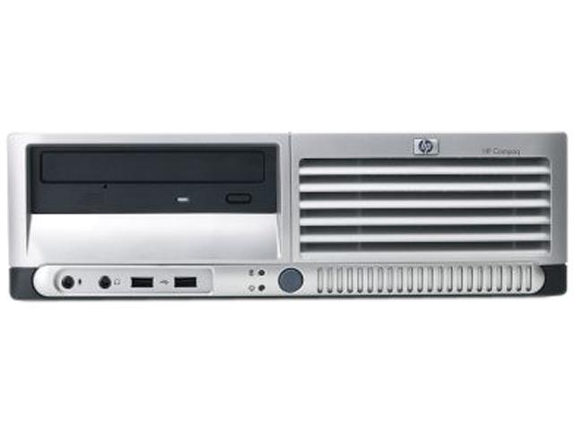HP Desktop PC Compaq_DC7700 DC7700 (RW141AW) Core 2 Duo 1.86 GHz 2 GB DDR2 80 GB HDD Windows 7 Home Premium