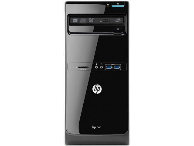 HP Business Desktop Desktop PC Pentium Standard Memory 2 GB Memory Technology DDR3 SDRAM 500GB HDD Genuine Windows 8 Pro