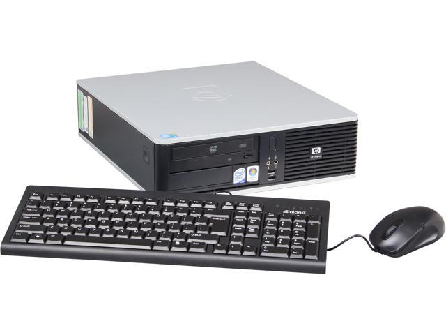 HP Desktop PC DC7900 Core 2 Duo E8400 (3.00 GHz) 4GB 500 GB HDD Windows 7 Professional
