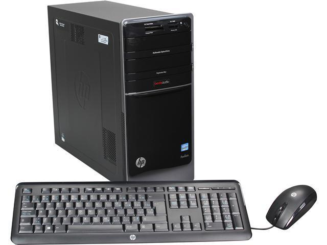 HP Desktop PC Pavilion p7-1456c (H3Y63AAR#ABC) Intel Core i5 3330 (3.00 GHz) 6 GB DDR3 1 TB HDD Windows 8 64-Bit