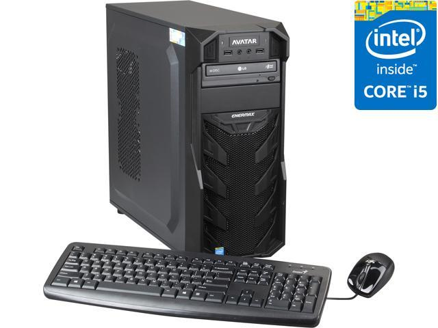 Avatar Desktop PC Gaming I5-4577HD Intel Core i5 4570 (3.20 GHz) 8 GB DDR3 1 TB HDD Windows 8.1 64 bit