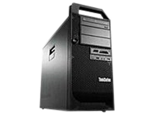 Lenovo Tower Workstation ThinkStation D30 4158J8U Xeon E5-2630 (2.3 GHz) 8 GB DDR3 300 GB HDD NVIDIA Quadro 4000 Windows 7 Professional 64-bit