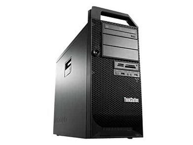 ThinkStation Desktop PC D30 (422935U) Xeon E5-2609 (2.4 GHz) 4 GB DDR3 500 GB HDD Windows 7 Professional 64-Bit