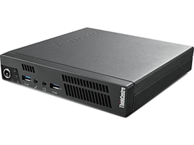 Lenovo ThinkCentre M92p 2121D5U Desktop Computer - Intel Core i5 i5-3470T 2.9GHz - Ultra Small - Business Black