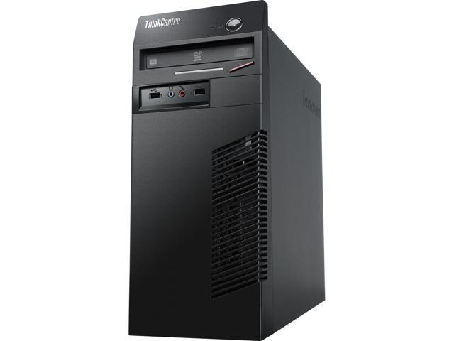 Lenovo ThinkCentre M72e 0958B2U Desktop Computer - Intel Core i5 i5-3470 3.2GHz - Tower - Business Black