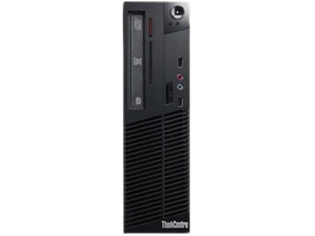 ThinkCentre Desktop PC 0809 Intel Dual Core 2.8 GHz 2GB 320 GB HDD Windows 7 Home Premium