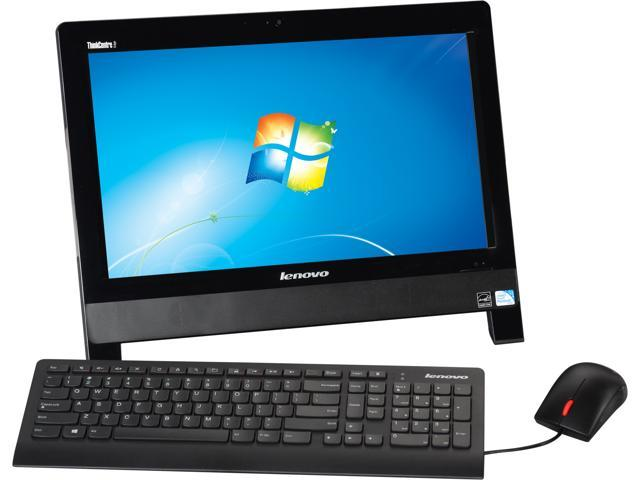 Lenovo All-In-One PC ThinkCentre Edge 2117EKU Pentium G2020 (2.90 GHz) 2 GB DDR3 500 GB HDD 18.5