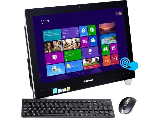 "Lenovo All-in-One PC B540 (57316141) Pentium G2030 (3.00 GHz) 4 GB DDR3 1 TB HDD 23"" Touchscreen Windows 8"