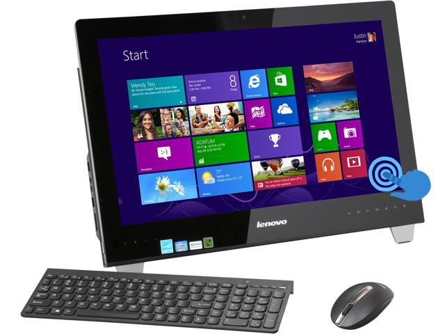 "Lenovo All-in-One PC B540 (57315529) Intel Core i5 3330S (2.70 GHz) 6 GB DDR3 1 TB HDD 23"" Touchscreen Windows 8"