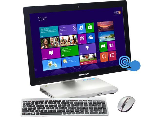 Lenovo All-in-One PC IdeaCentre A520 (57317388) Intel Core i3 3130M (2.60 GHz) 6 GB DDR3 1 TB HDD 23